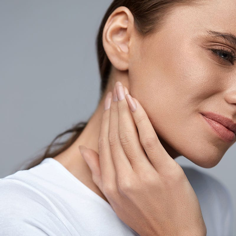 TMJ Jaw/Ear Pain